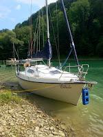 Jacht Mazurek 700 - 03032015