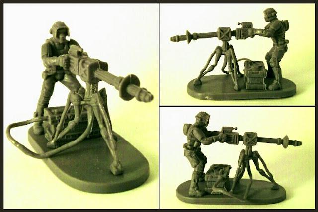 Blaster pesado de Imperial Assault