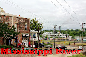 Click for our Mississippi River  travel pics