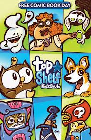 2012 Top Shelf Kids Club