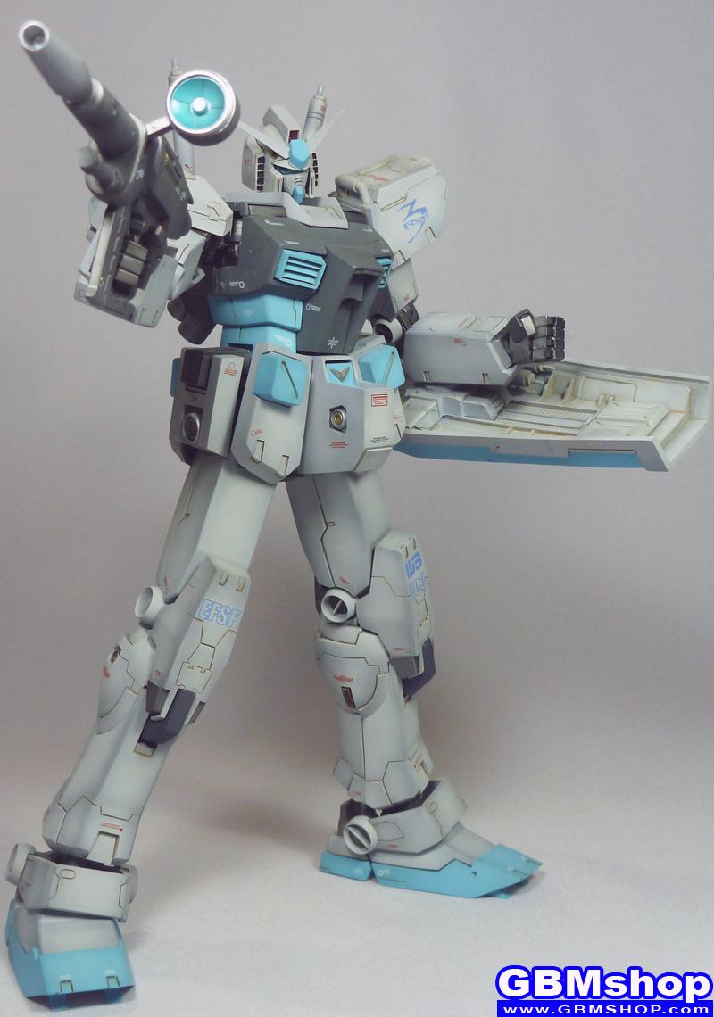 1/100 RX-78-3 Gundam G-3