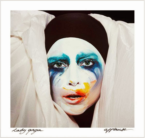 Lady Gaga: Applause, la portada