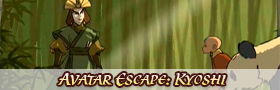 Avatar Escape Kyoshi