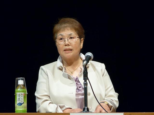 認知症支援ボランティア団体「ぽっけ」岡和子会長