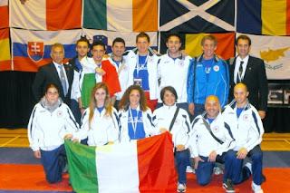 31 - 01/03 giugno 2012 - Europei Scozia WUKF