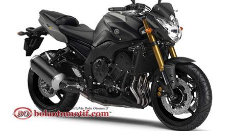 Motor Yamaha FZ8