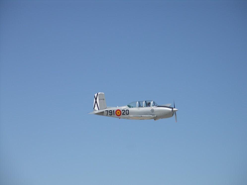 """Exhibición aerea de la Fundación """"Infante de Orleans"""". PICT0480"""