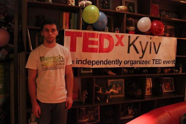 TEDxKyiv 2 years