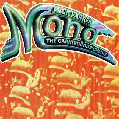 Mick Farren ~ 1970 ~ Mona (the Carnivorous Circus)