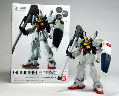 FW GUNDAM STANDart :ガンダムMK-�U