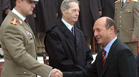 Reacţia Regelui Mihai I la acuzele lui Traian Băsescu
