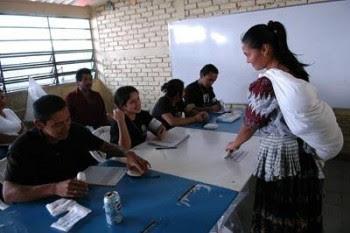Cambian centros de votacion en San Marcos