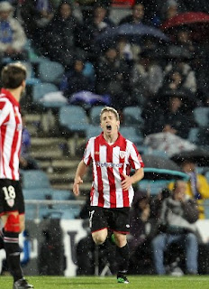 Muniain Spanish Soccer