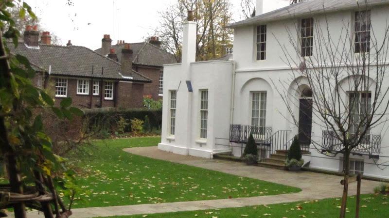 John Keats home