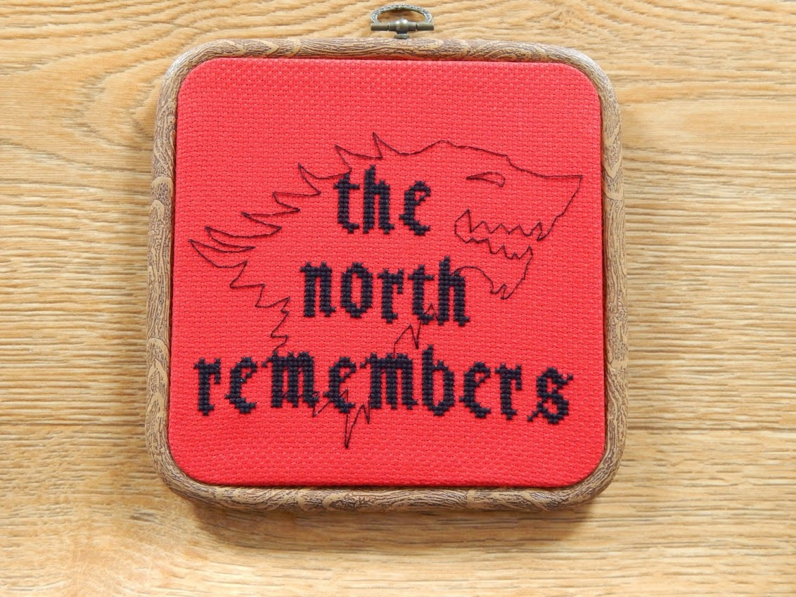 the north remembers pattern