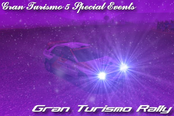 Gran Turismo 5 Rally