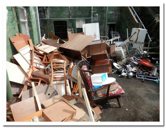 furniture disposal cwmfelin south wales