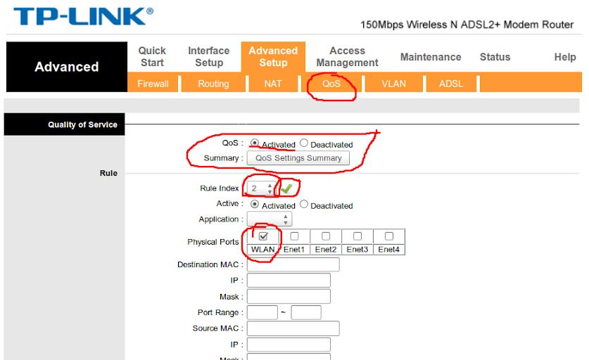 Ограниченный доступ к Wi-Fi в Windows 8/8 1 Решение