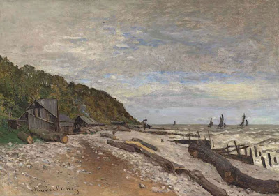 Rare Monet painting to be auctioned