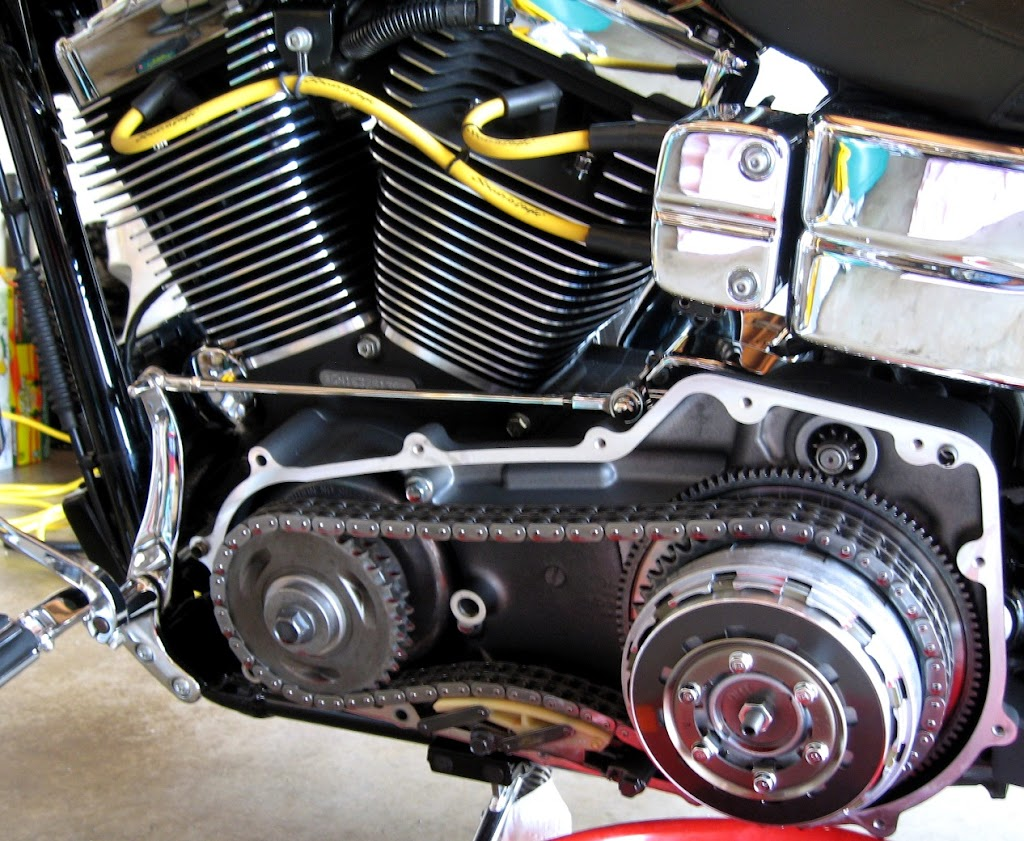 HELP! Primary/clutch noise - Page 2 - Harley Davidson Forums