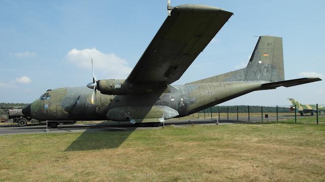Militärhistorisches Museum der Bundeswehr - Flugplatz Berlin-Gatow
