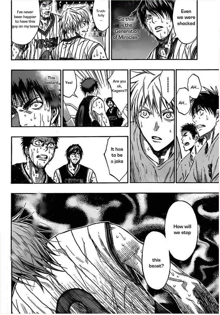 Kuroko no Basket Manga Chapter 157 - Image 02