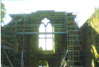 church pointing