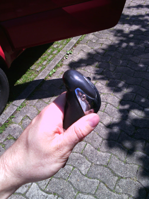 Gear-knob 2