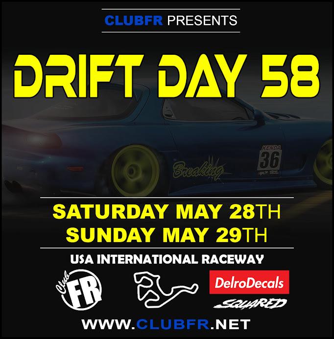 Drift Day 58