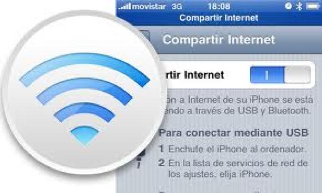 Mi querido port til ampliar cobertura de wifi con un m vil - Ampliar cobertura wifi en casa ...