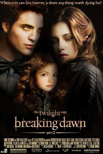 Breaking Dawn Part 2- Hừng Đông 2
