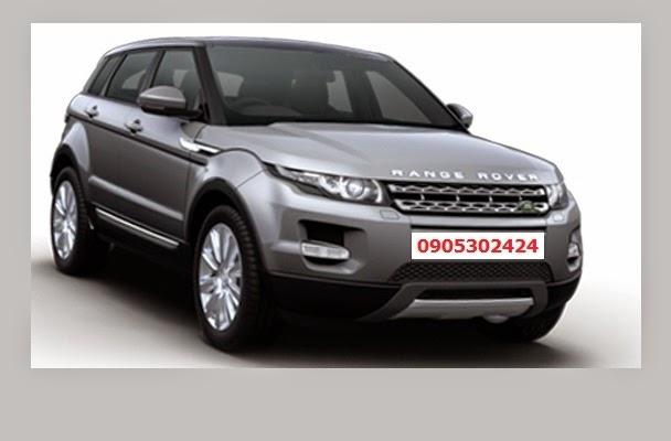Land Rover Range Rover Evoque Dynamic
