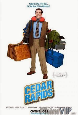 Kẻ Mới Ở - Cedar Rapids poster