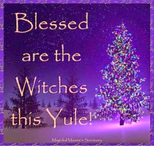 A Visit From The Yule Spirits