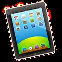 Android Tablet achtergrond instellen via het startscherm