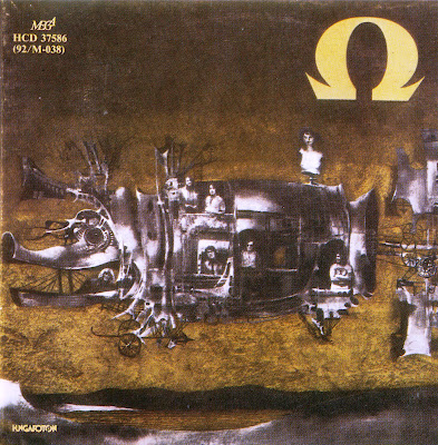 Omega ~ 1970 ~ Éjszakai Országút