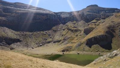 La moleta (2.528 m.)