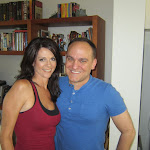 Me and my stister - it's ridiculous to say that she's over 40.  She looks younger than me.