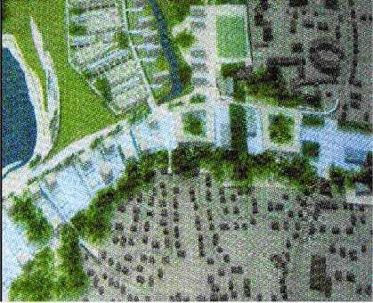 Rives du Bohrie projet 1
