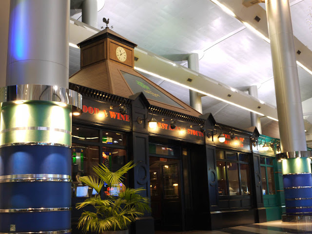 The Irish Pub @ Dubai Airport