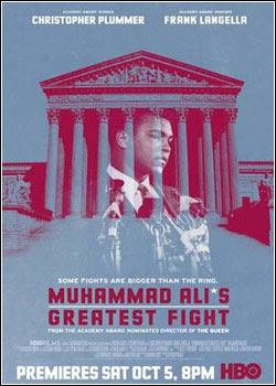 Filme Poster A Grande Luta De Muhammad Ali WEB-DL XviD Dual Audio & RMVB Dublado