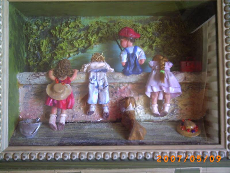 Duvardaki Çocuklar
