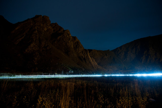 Light trails 2