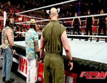 WWE Monday Night Raw 2014/02/17