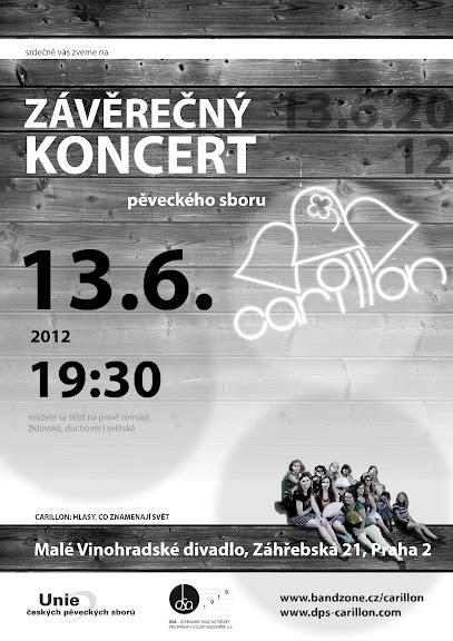 Koncert v Mal=em Vinohradsk=em divadle