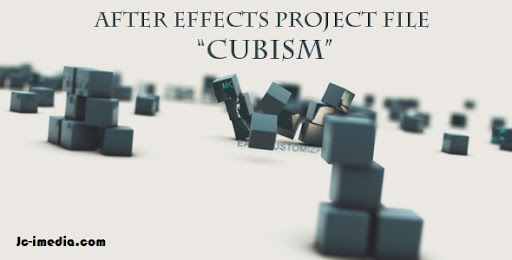 After Effect Project Cubism