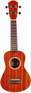 Hudson natural laminate soprano at Lardy's Ukulele Database