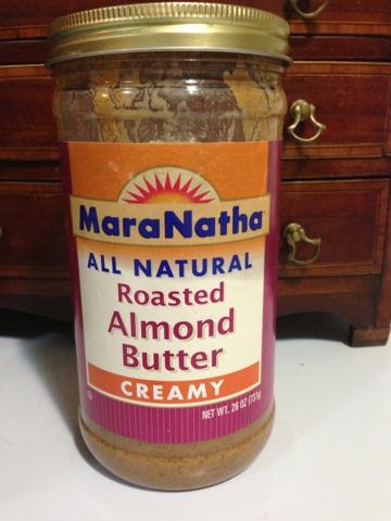 Grandma Fifi: Independent Costco and Aldi Blog: Almond Butter Breakfast
