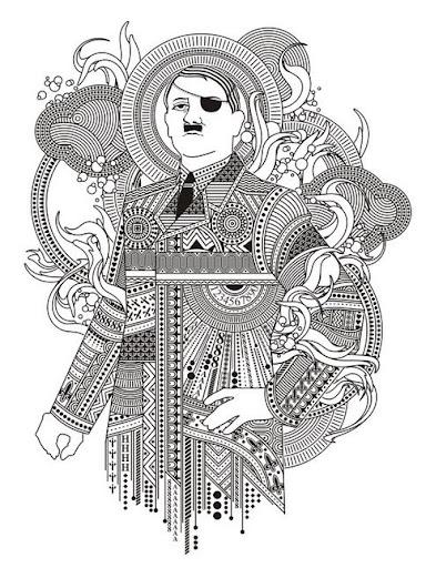 Inspirasi desain oleh ipung