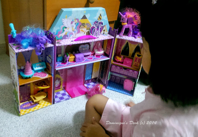 Her other My Little Pony Playset